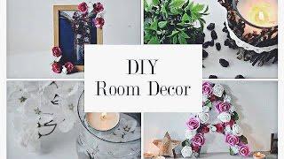 Направи си сам декорация за стаята | DIY Room Decor