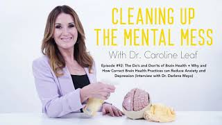 Podcast #92: The Do's and Don'ts of Brain Health