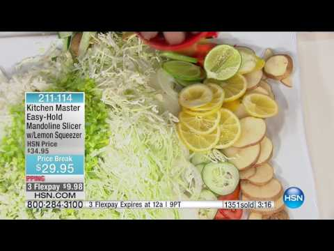 HSN   Kitchen Solutions Featuring DASH 02.08.2017 - 02 PM