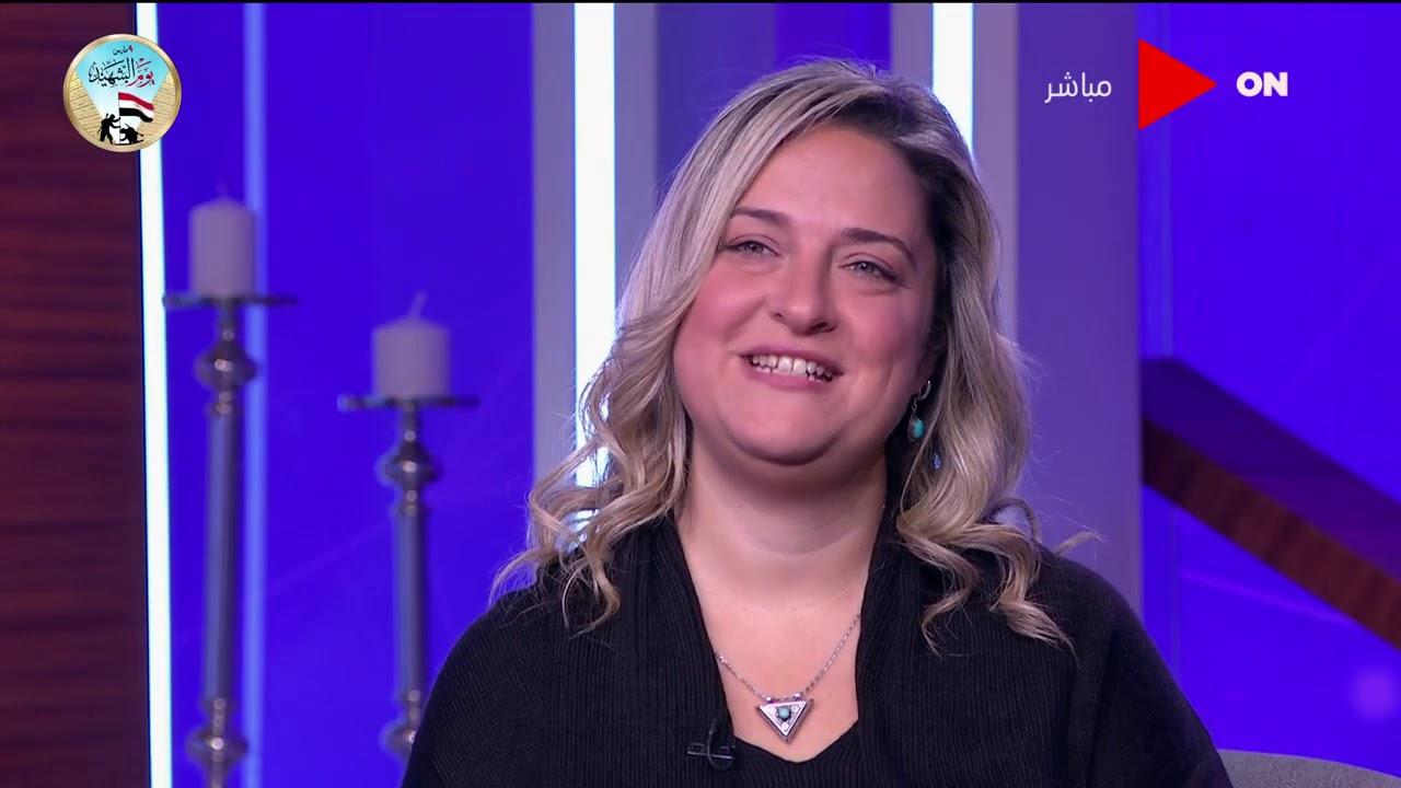 كلمة أخيرة - الفقرة الثالثة - لقاء مع سايناي أبنة الفنان الراحل يوسف شعبان - الجزء الأول  - نشر قبل 19 ساعة