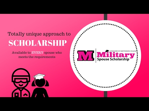 Military Spouse Scholarship - Martinsburg College