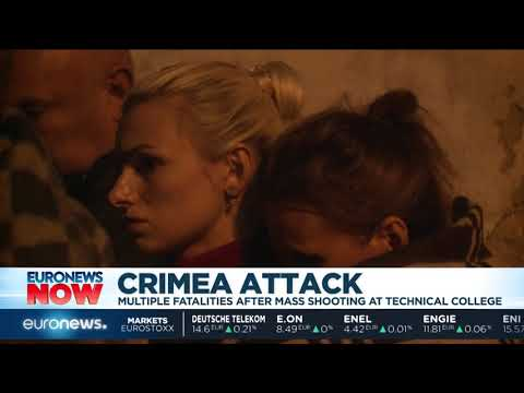 #GME | Crimea college shooting update from the hospital in Kerch