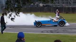 Caterham Seven 620R 2014 Videos