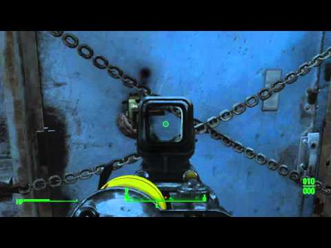 Fallout 4 Glitches: Flying Beasts, Air-Swimming, Hardcore Planking