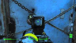 Fallout 4 glitch: Raider surprise party