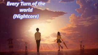 Christopher Cross- Every Turn of the World (☆Nightcore☆)