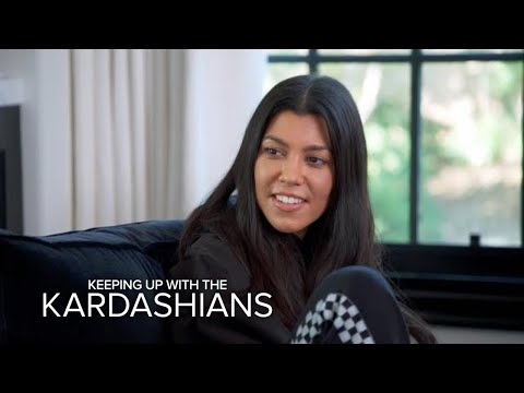 KUWTK | Kourtney Kardashian Explains Ex Scott's Reaction to Her BF | E!