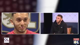 VIDEO: Extrait Face à Face : Amine Gouiri | Olympique Lyonnais