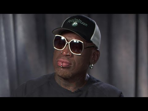 Dennis Rodman responds to North Korea trip, Otto Warmbier