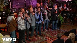 gaither vocal band the oak ridge boys the gatlin brothers he touched me live