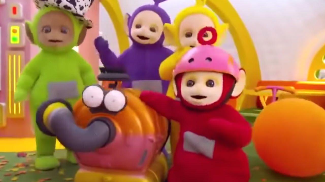Le nouveau jouet - Les Teletubbies en français - Saison 15 Episode 16