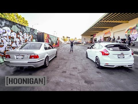 [HOONIGAN] DT 214: Daily Driver Drag Race - 16 Car Shootout