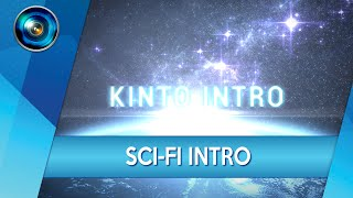 #57 Sony Vegas - Intro Science Fiction (Kosmos/Gwiazdy) | Poradnik ▪ Tutorial