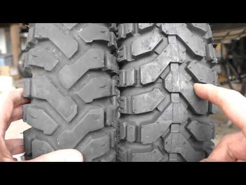 Mefo Explorer tire update - ADV KLR650 50/50 tire