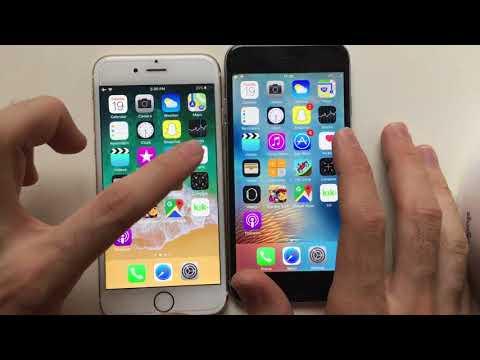 Iphone 6 IOS 9 Vs IOS 11 (Speed Test)!