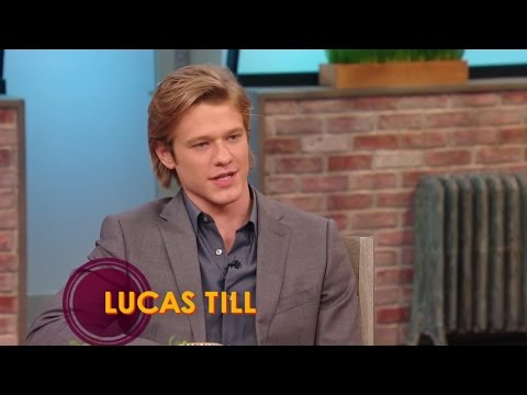 Meet the Young, Hunky New MacGyver: Lucas Till
