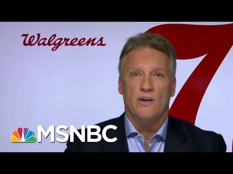 Walgreens Medical Officer Projects When Chain Could Offer Vaccine | Morning Joe | MSNBC