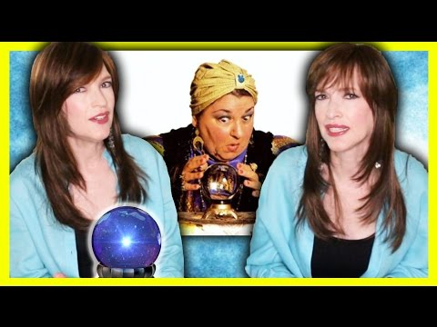 HOW TO SPOT A FAKE PSYCHIC