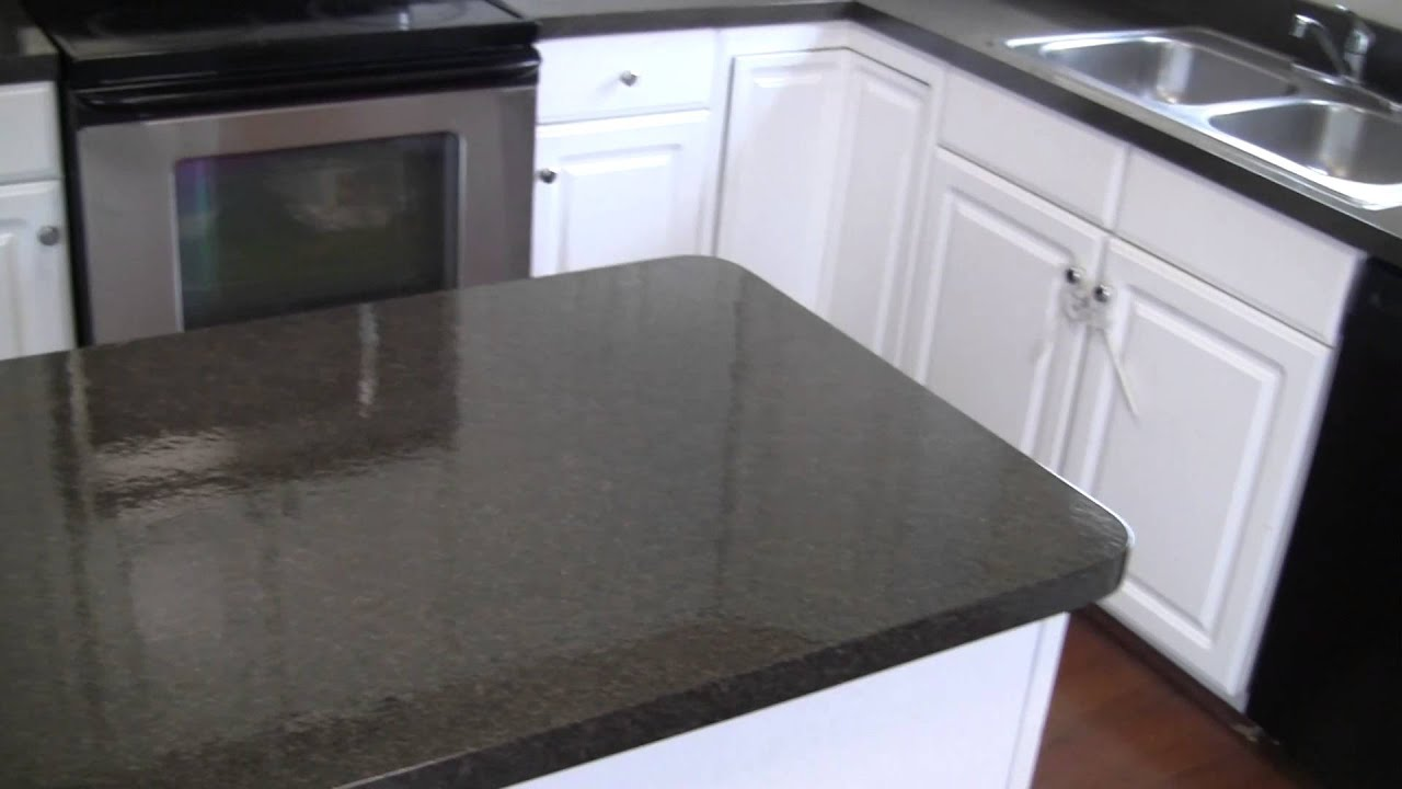 refinished formica using astoria granite great new look