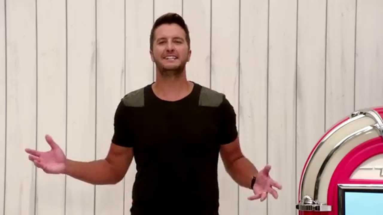 Luke Bryan Announces #LukeBox