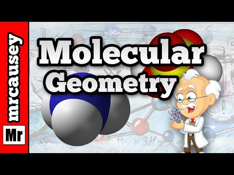 VSEPR Theory: Molecular Geometry and Shapes - Mr. Causey's Chemistry