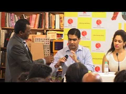 Book Launch Of What Young India Wants By Chetan Bhagat - 1