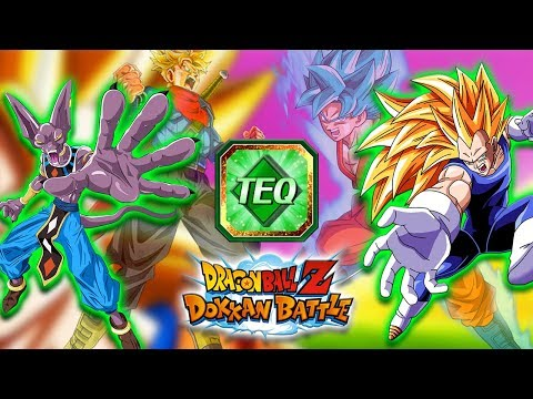 SHOWING YOU MY ENTIRE TEQ BOX!! WHAT AM I MISSING!? DOUBLE FAN ART | DRAGON BALL Z DOKKAN BATTLE