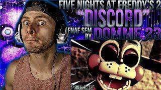 Vapor Reacts #477 | [FNAF SFM] FNAF 2 ANIMATION 'Discord Remix' SFM by Domme 23 REACTION!!