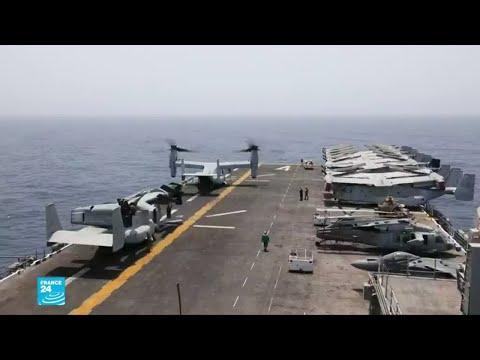 ترامب يعلن إسقاط طائرة مسيرة إيرانية في مياه الخليج وإيران تنفي  - نشر قبل 11 دقيقة