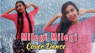Milegi Milegi Video Song [ STREE ] Mika Singh Cover Dancing Version 2.0 || HD 720pix