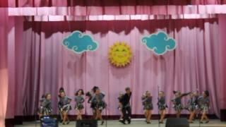 11 мая отчетный концерт танец с руководителем