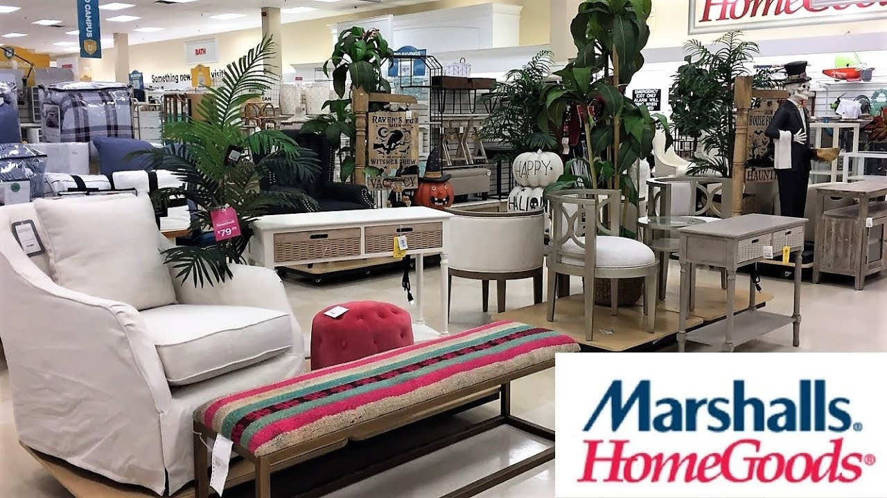 MARSHALLS HOME GOODS FURNITURE FALL DECOR HALLOWEEN - SHOP ...
