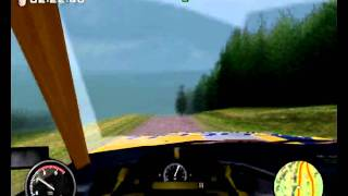 Mobil 1 Rally Championship Gameplay