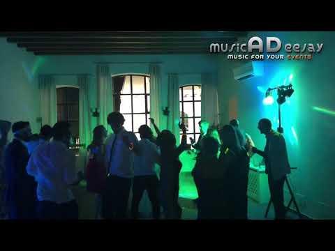 Dj per matrimonio - www.musicadeejay.com- Castello di Mornico - Ballo