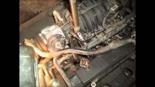 видео Почему не заводится инжекторный автомобиль. Компьютерная диагностика двигателя Ремонт ВАЗ 2115