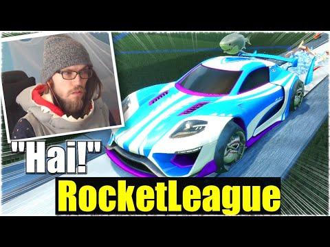 ICH ZEIGE DAS HAI AUTO! - Rocket League [Deutsch/German]