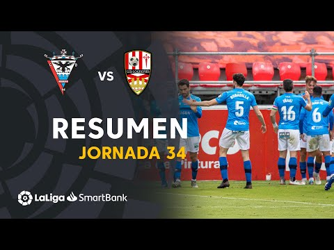 Mirandes Logrones Goals And Highlights