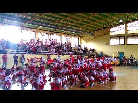 Red Archers -Mass Dance Primary Level WU-P