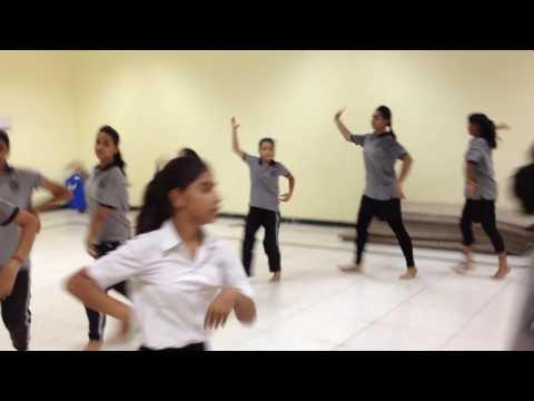 Garba dance performence(let's dance)
