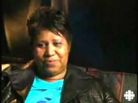 Aretha Franklin Interview (segment) Why I was Bumped Off the Ed Sullivan Show