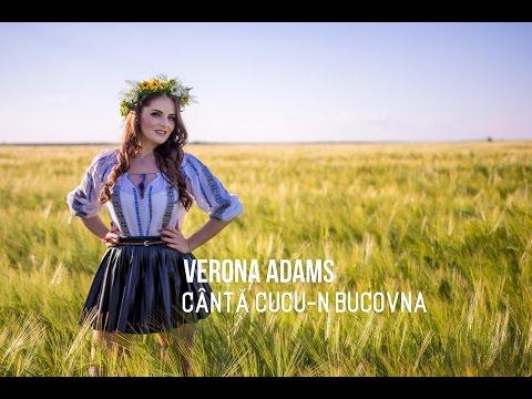 VERONA ADAMS - Canta cucu-n Bucovina - Solista muzica populara nunti