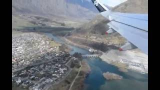 Air New Zealand Scary Take off from Queenstown  Airport thumbnail