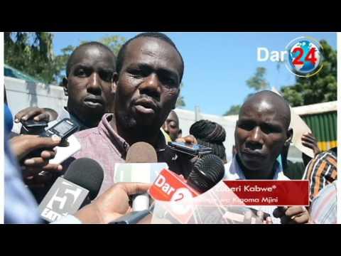 Zitto Kabwe Kaongea Haya Baada ya Kumaliza Mahojianona Polisi