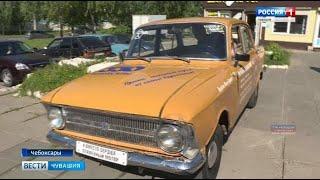 Новый экспонат: ветеран подарил чебоксарскому музею советского быта ретро-автомобиль