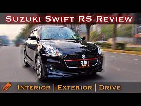 Suzuki Swift RS Turbo Review | Pakistan [2019]