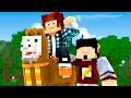 Minecraft Origem #04 - TEMOS UMA LHAMA !!