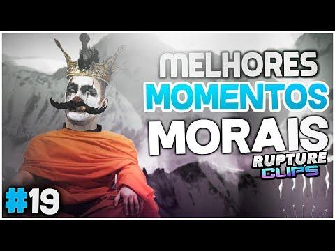 #19 MORAIS: TWITCH MELHORES MOMENTOS
