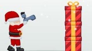 Bounzy Christmas Level1-25 Walkthrough