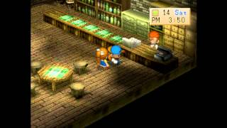 Harvest Moon: Back to Nature Let's Play [5/X]