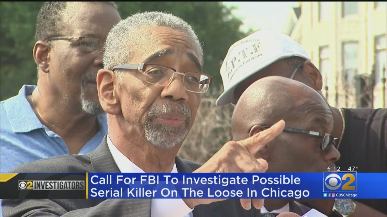 CHICAGO: 55 WOMEN KILLED POSSIBLE SERIAL KILLER ON THE LOOSE